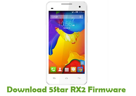 Download 5Star RX2 Firmware