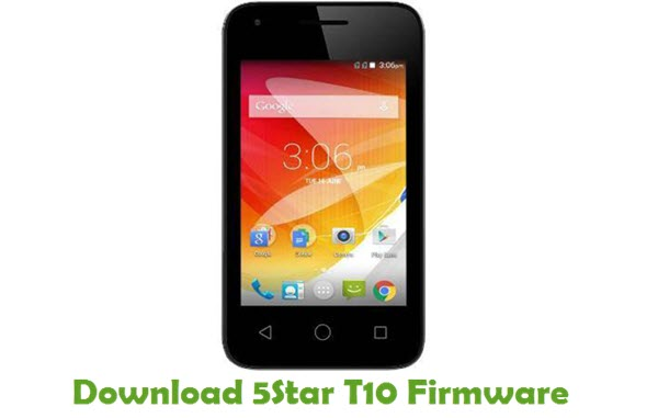 Download 5Star T10 Firmware