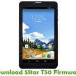 5Star T50 Firmware
