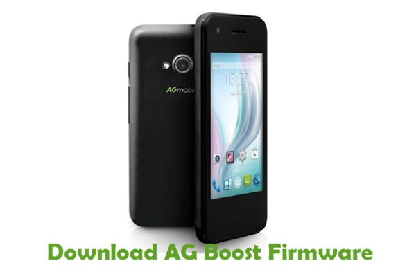 Download AG Boost Firmware