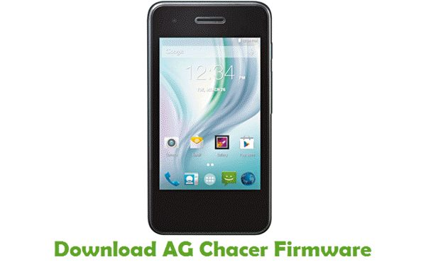Download AG Chacer Firmware