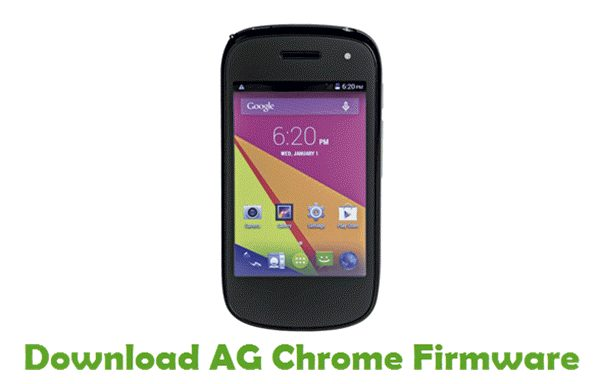 Download AG Chrome Firmware
