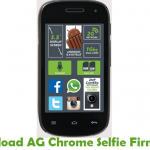 AG Chrome Selfie Firmware