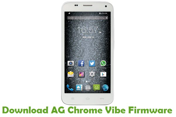 Download AG Chrome Vibe Firmware