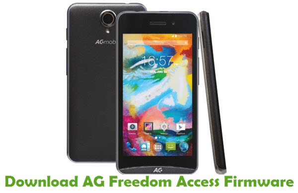 Download AG Freedom Access Firmware