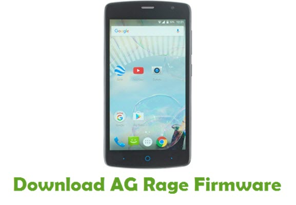Download AG Rage Firmware