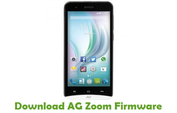 Download AG Zoom Firmware