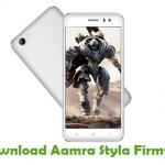 Aamra Styla Firmware