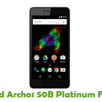 Archos 50B Platinum Firmware