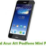 Asus A11 Padfone Mini Firmware
