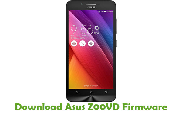 Download Asus Z00VD Firmware