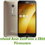 Asus ZenFone 2 ZE551ML Firmware
