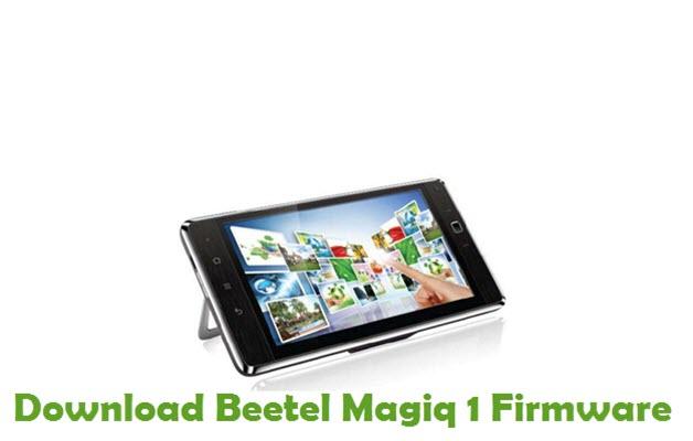 Download Beetel Magiq 1 Stock ROM