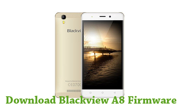 Download Blackview A8 Firmware