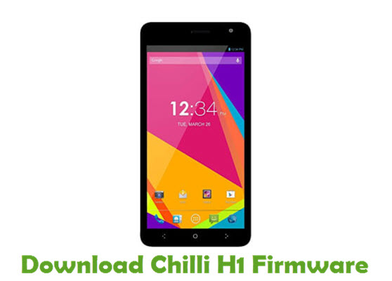 Download Chilli H1 Firmware