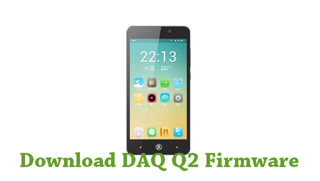 Download DAQ Q2 Firmware