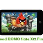 DOMO Slate X12 Firmware