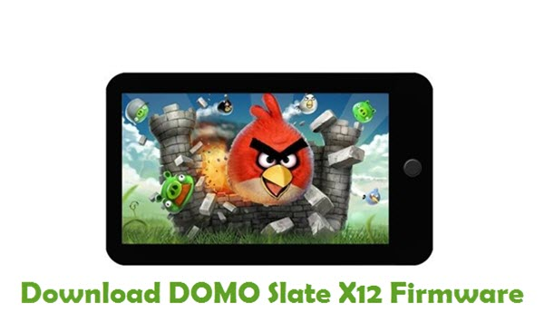 Download DOMO Slate X12 Firmware