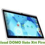 DOMO Slate X14 Firmware