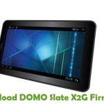 DOMO Slate X2G Firmware