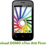 DOMO nTice A10 Firmware