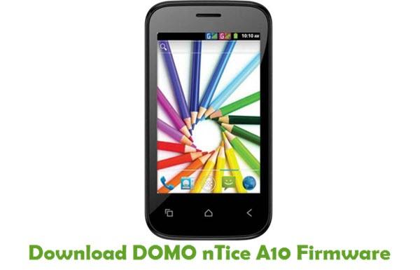Download DOMO nTice A10 Firmware