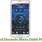 Devante Blaze D506 Firmware