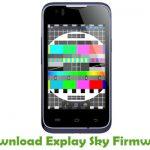 Explay Sky Firmware