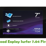 Explay Surfer 7.04 Firmware