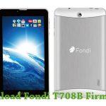 Fondi T708B Firmware