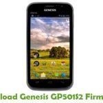Genesis GP501S2 Firmware