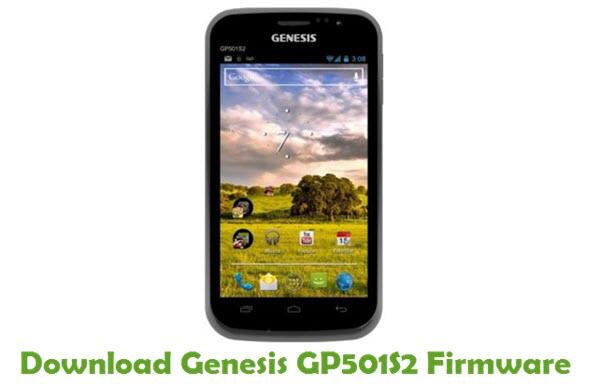 Download Genesis GP501S2 Firmware