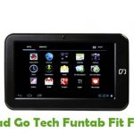 Go Tech Funtab Fit Firmware