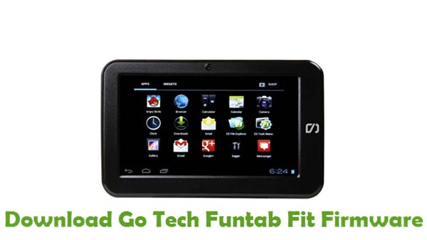 Download Go Tech Funtab Fit Firmware