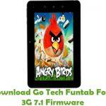 Go Tech Funtab Fone 3G 7.1 Firmware