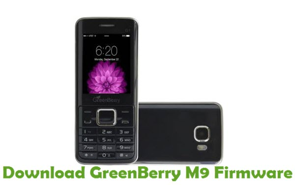 Download GreenBerry M9 Firmware