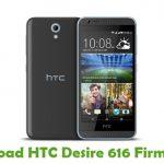 HTC Desire 616 Firmware