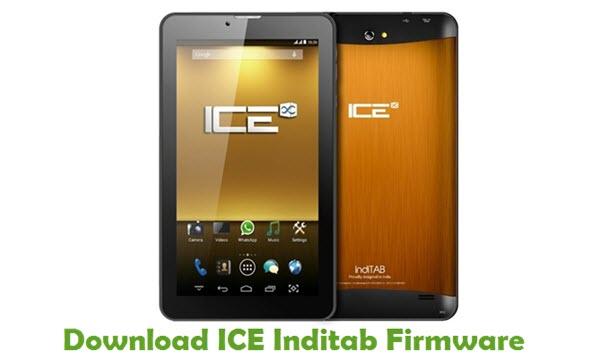 Download ICE Inditab Stock ROM