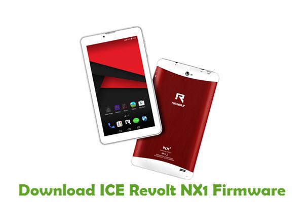 Download ICE Revolt NX1 Stock ROM
