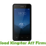 Kingstar A17 Firmware
