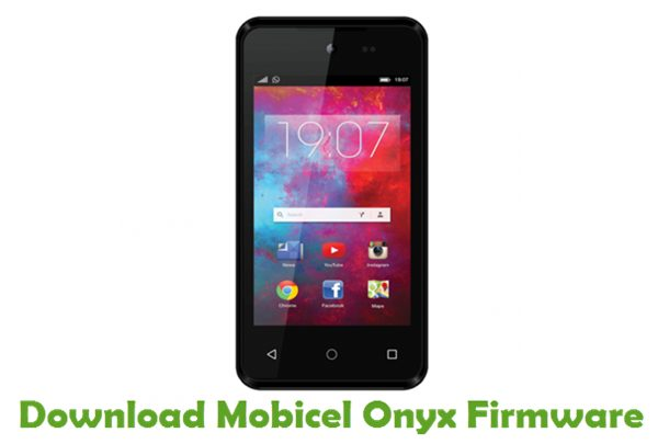 Download Mobicel Onyx Stock ROM