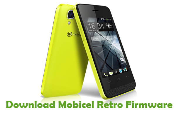 Download Mobicel Retro Stock ROM