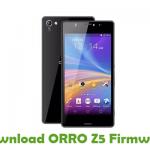 ORRO Z5 Firmware