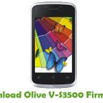 Olive V-S3500 Firmware