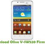 Olive V-SW520 Firmware