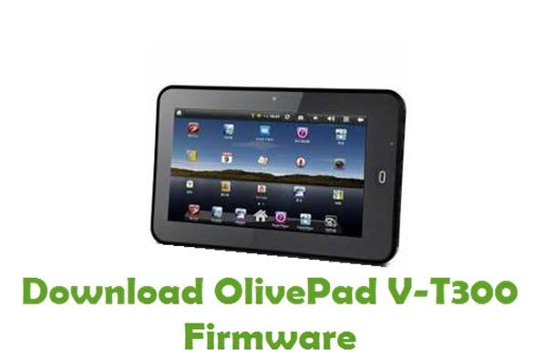 Download OlivePad V-T300 Firmware