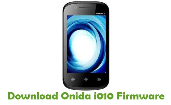 Download Onida i010 Firmware