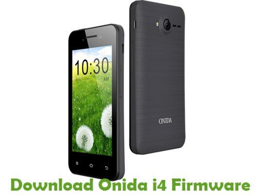 Download Onida i4 Firmware