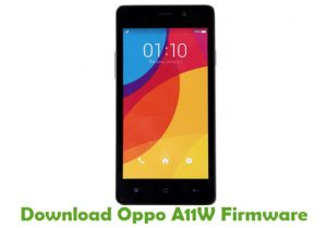 Download Oppo A11W Firmware - Android Stock ROM Files