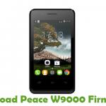 Peace W9000 Firmware